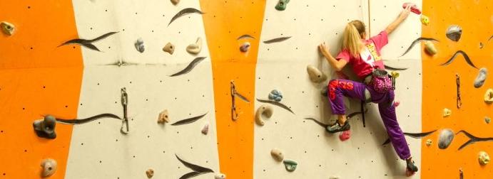 RockJoy horolezecká škola