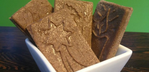 Recept na proteinový Speculoos sušenky