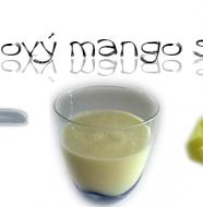 Proteinový mango smoothie
