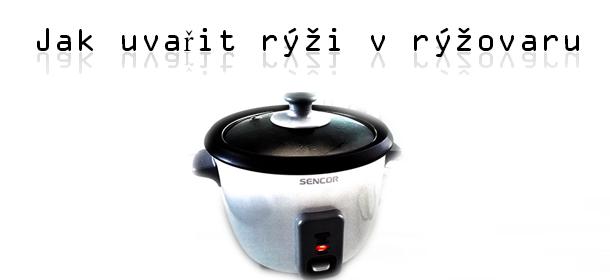 Rýže v rýžovaru