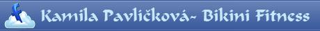 Odkaz na Facebook FanPage stránky Kamily Pavlíčkové Bikini Fitness