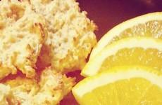 Pomerančovo-kokosové sušenky