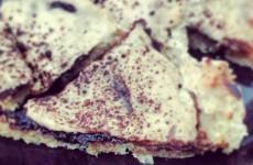 Proteinový koláč