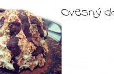 Ovesný dortík
