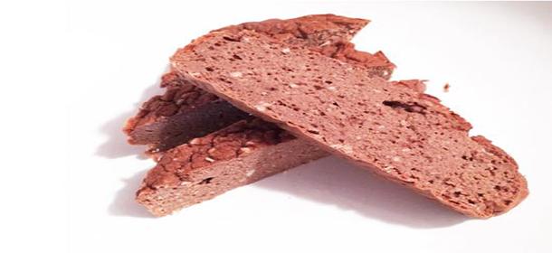 Dietní čokoládový chleba