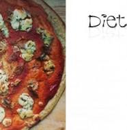 Dietní domácí pizza