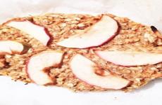 Fitness recept na dietní jablečný koláč