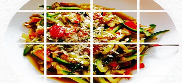 Recept na dietní večeři lososový salát