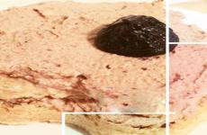 Fitness recept na dietní mandlový koláč