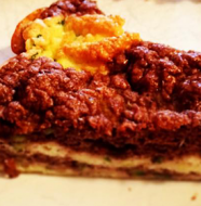 Proteinový dort