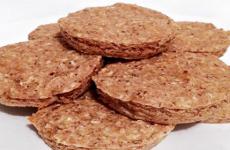 Sušenky ze šmakouna