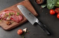 Santoku nůž XinZuo